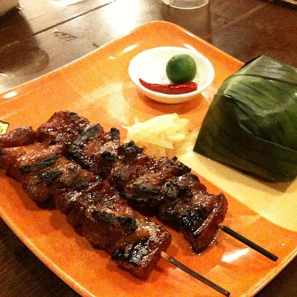 Barbeque Pork @ Chic-Boy Tagaytay
