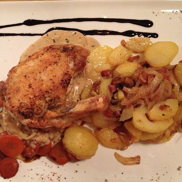 Roasted Guinea Fowl @ Ankers Hörn