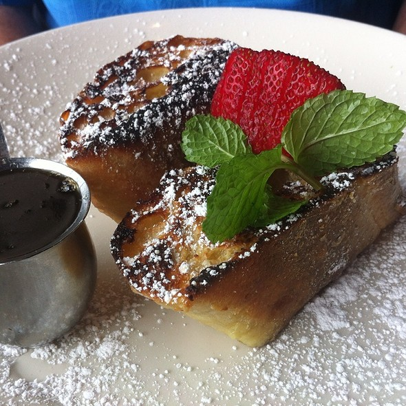 Bruleed French Toast @ Cheesecake Factory
