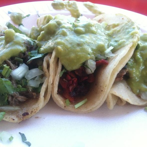 Taco @ Tijuanas Tacos
