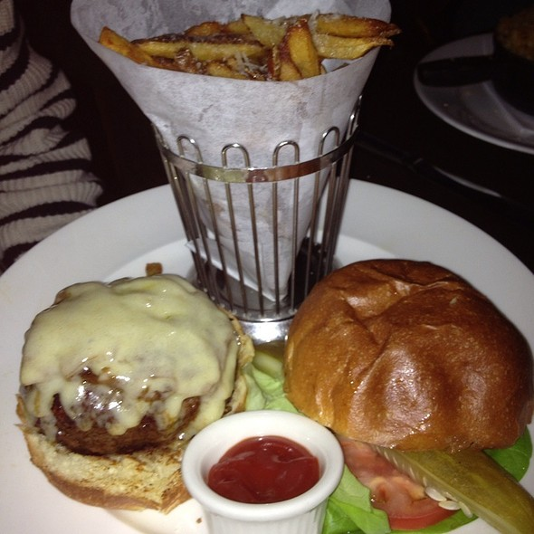 Rouge Burger