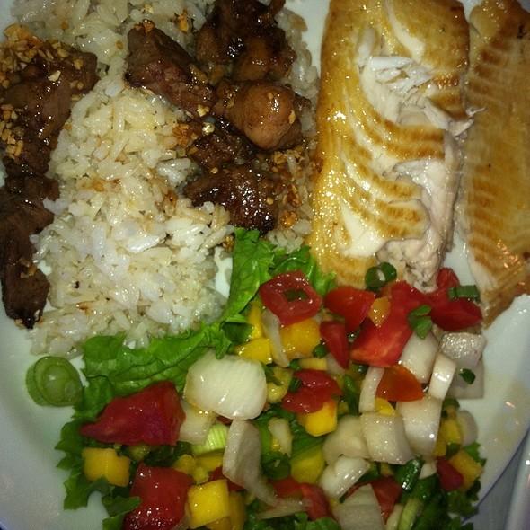 Sizzling Steak Salpicao @ Tribu Grill