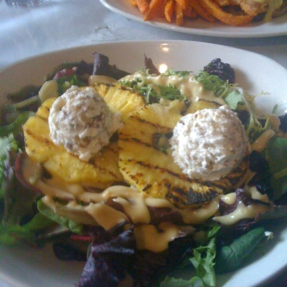 Citrus Salad @ Hope Street Cafe