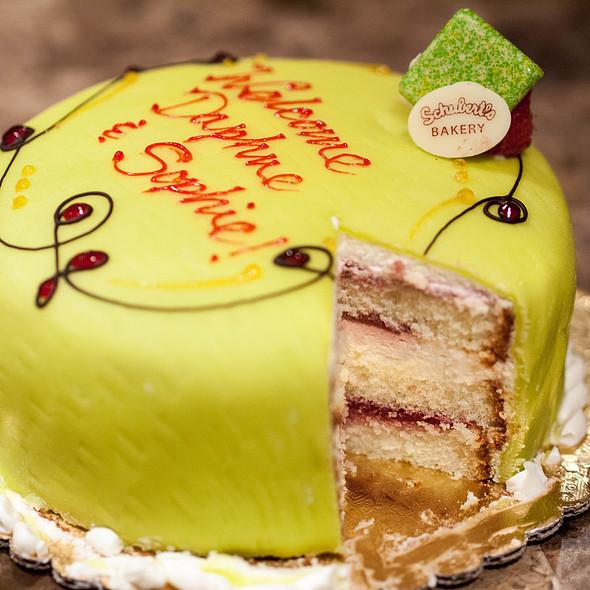 Schubert S Bakery Princess Cake
