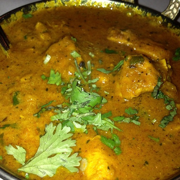 Chicken Curry - Akbar Restaurant - Garden City, Garden City, NY