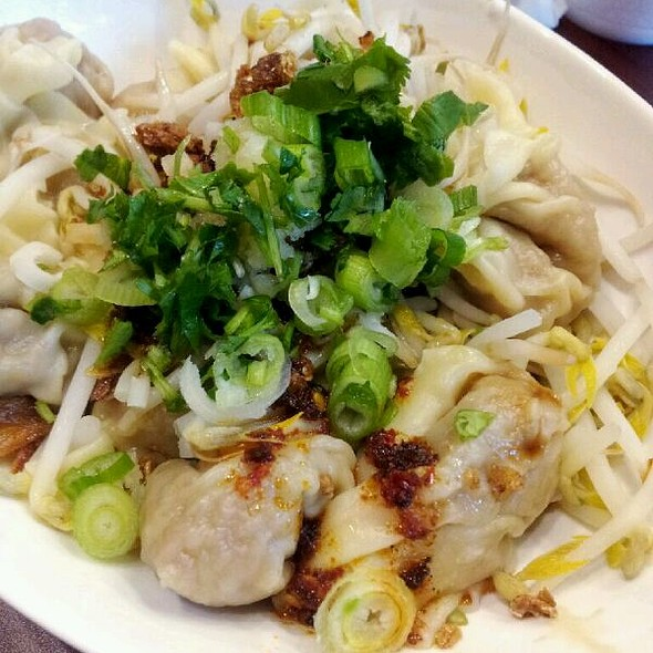 Spicy Won Tons @ Monja