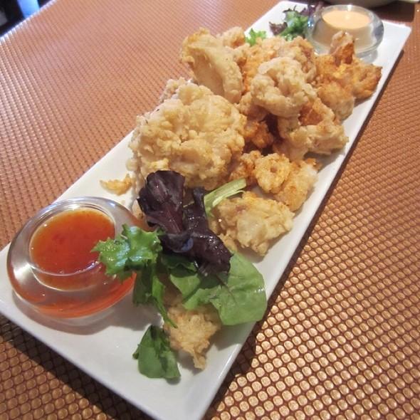 Crispy Calamari - Circa 81 Tapas & Cocktaileria, Morehead City, NC