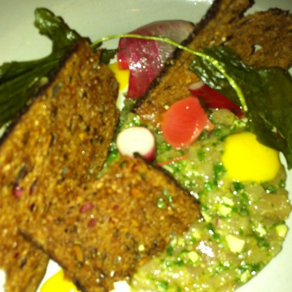 Tuna Tartare @ Bar Agricole