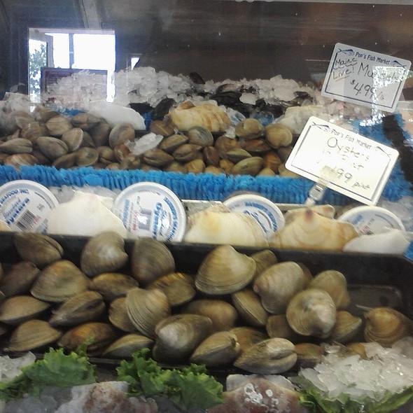 Tv foodspotting for Pops fish market