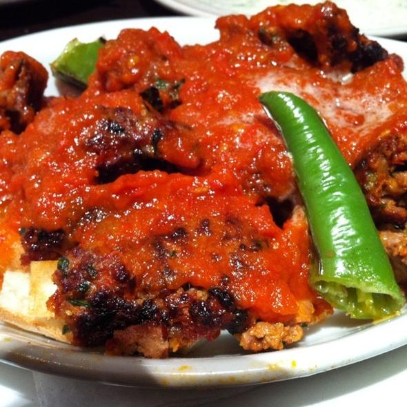 Halep Kebab @ Diyarbakir Restaurant