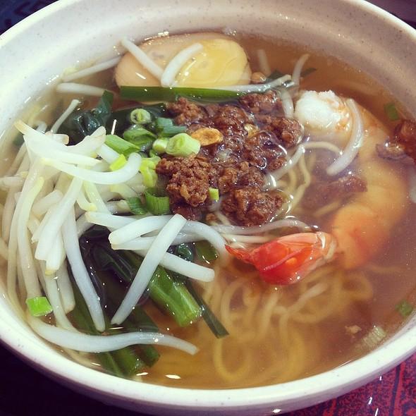 Danzai Noodles @ Eat At Taipei (JCube)