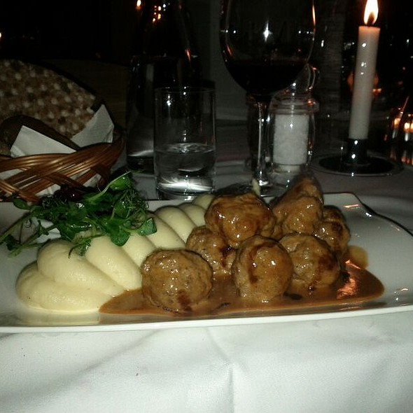 Swedish Meatballs @ Eken Bar & Matsal