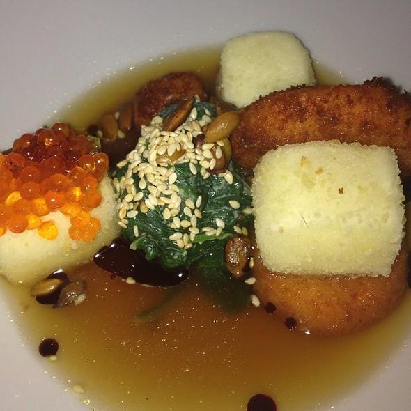 Agadashi Tofu @ Aviary