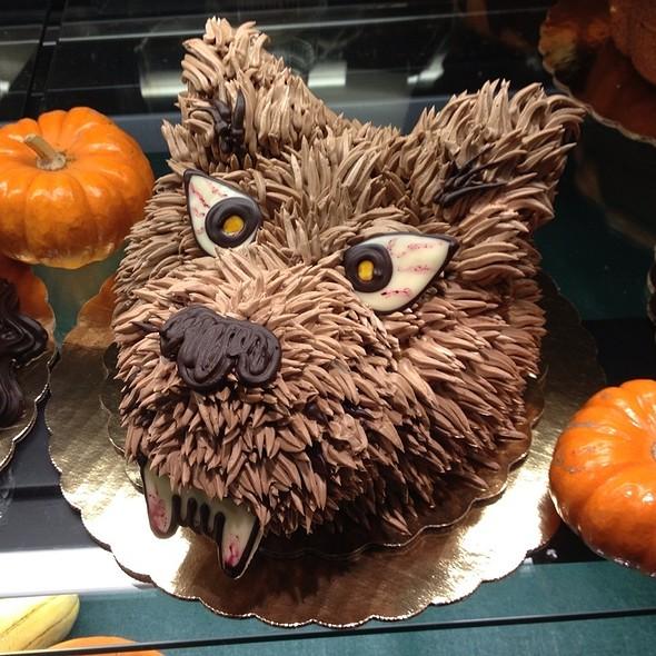 Werewolf Cake For Halloween @ Whole Foods Market - Westlake