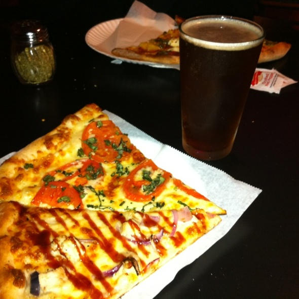 Pizza And Beer @ Pizzeria Luigi
