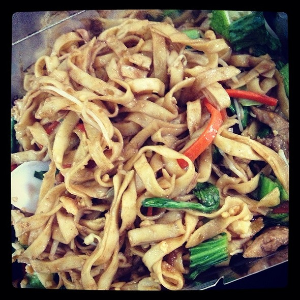 Pasta Pad Thai