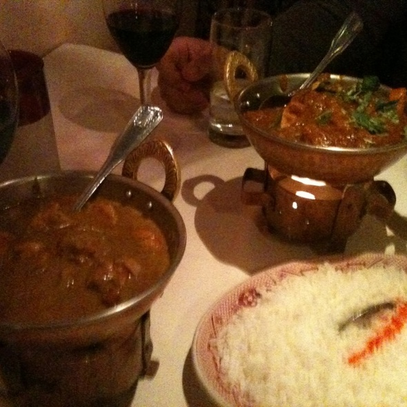 Curry @ Anarbagh Indian Restaurant