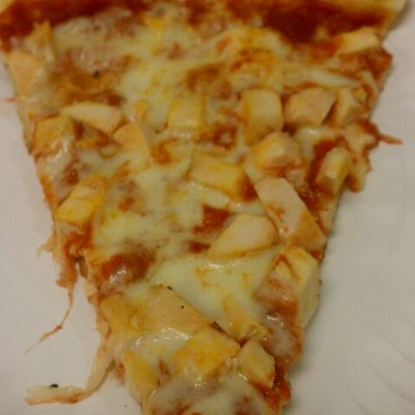 Pizza with Chicken Topping @ Rino's Pizza