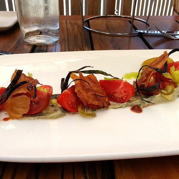 Special Tomato Appetizer