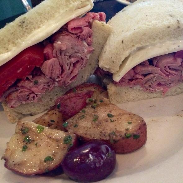 Roast Beef Sanwich - Pane Rustica, Tampa, FL