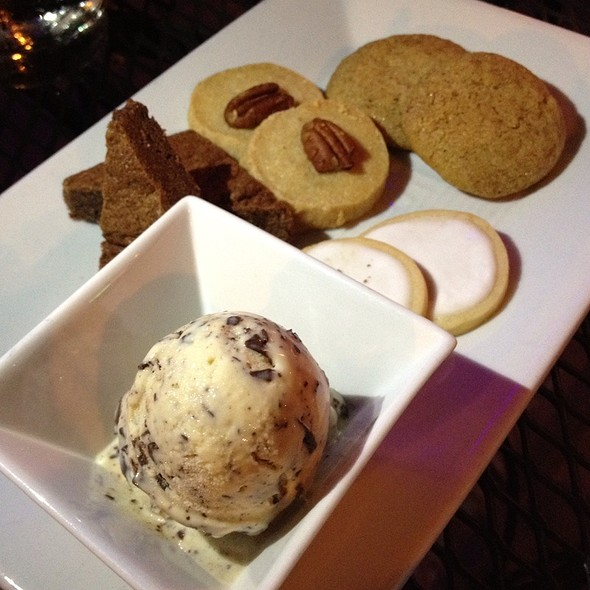 Cookie Plate - Volo Restaurant Wine Bar, Chicago, IL