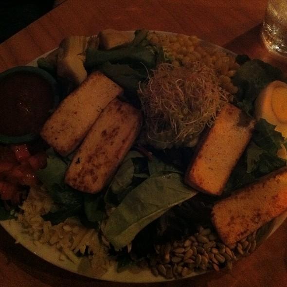 Noda Salad @ Zada Jane's Corner Cafe