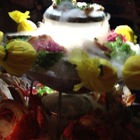 Mastro's Ocean Club Menu - Scottsdale, AZ - Foodspotting