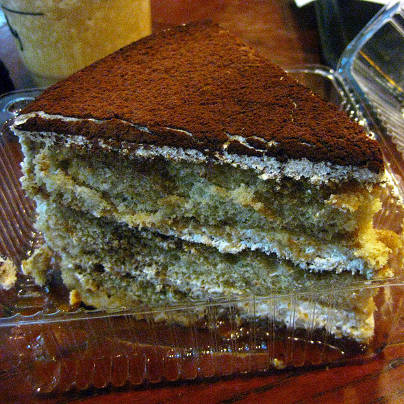 Barako-Frosted Coffee Cake @ Tsoko Nut Batirol