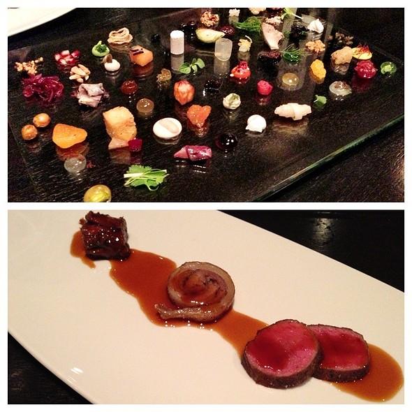 Lamb @ Alinea Restaurant