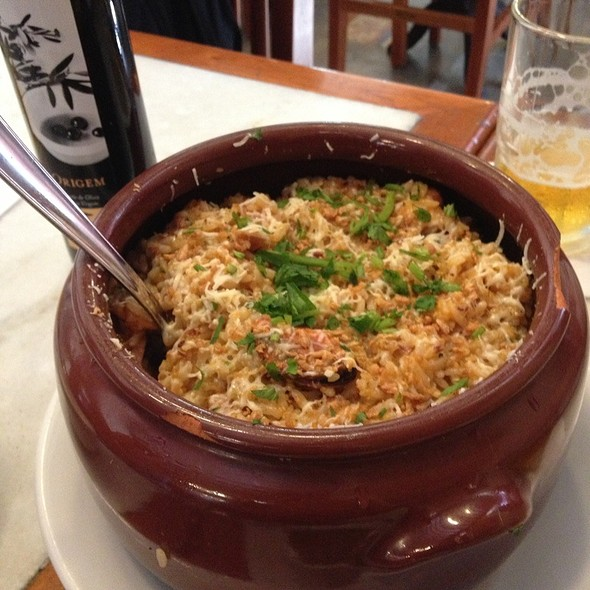 Arroz Com Frutos Do Mar @ Adelos