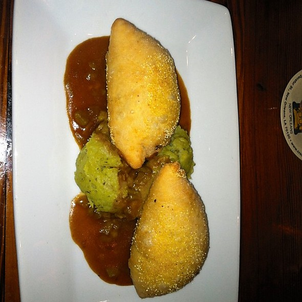 Cajun Meatpies @ Crescent City Brewhouse