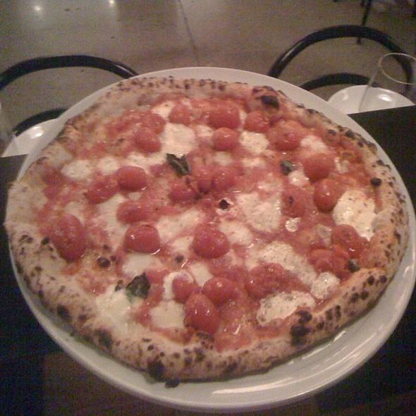 Pomodorini Pizza @ The St. Regis Atlanta