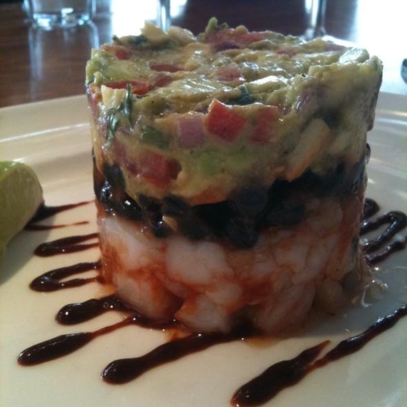 Mexican Shrimp Margarita