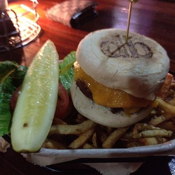 The Marilyn  @ Diablo Burger