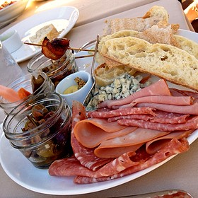 Charcuterie + Cheese Starter