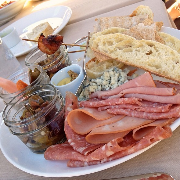 Charcuterie + Cheese Starter - The Restaurant at Ponte, Temecula, CA