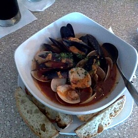 Drinkin' Mussels And Clams