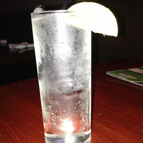 gin and tonic - Central Park - New Jersey, Roselle, NJ