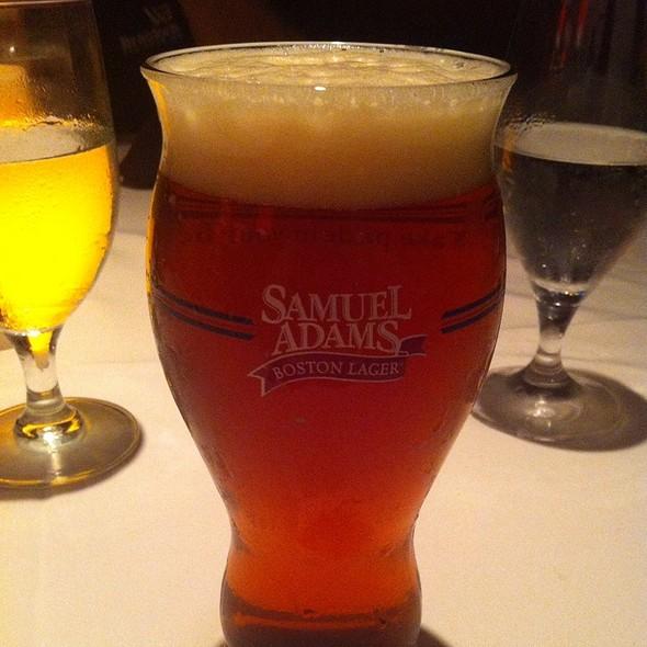 Samuel Adams Octoberfest Beer - Chophouse 305, Miami, FL