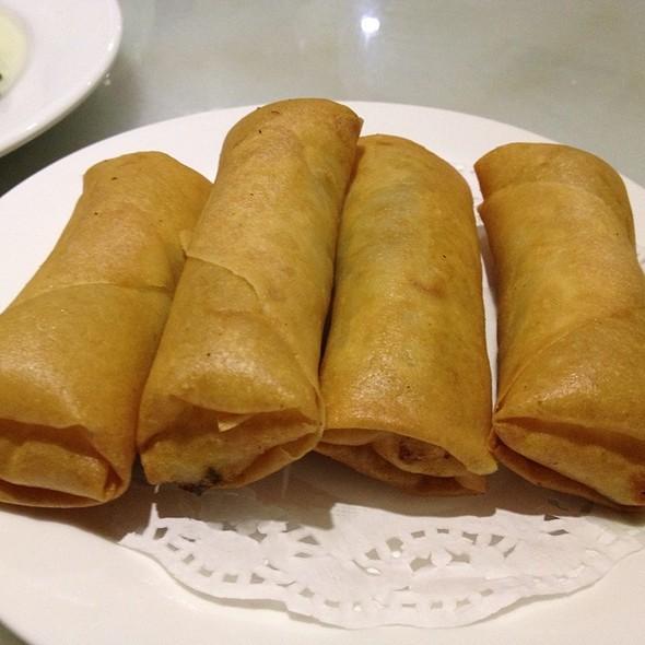 Shanghai Crispy Spring Rolls @ Shanghai Ren Jia 上海人家