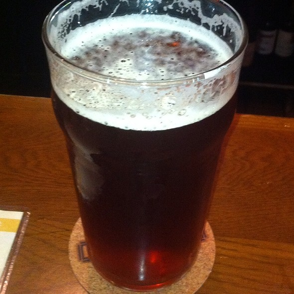 Red Ale - Rock Bottom Brewery Restaurant - Indianapolis, Indianapolis, IN