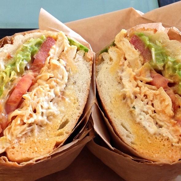 49Er Sandwich @ Ike's Lair