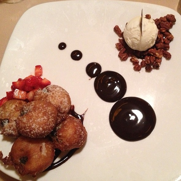 Deep Fried Oreos - Prime29 Steakhouse, West Bloomfield, MI