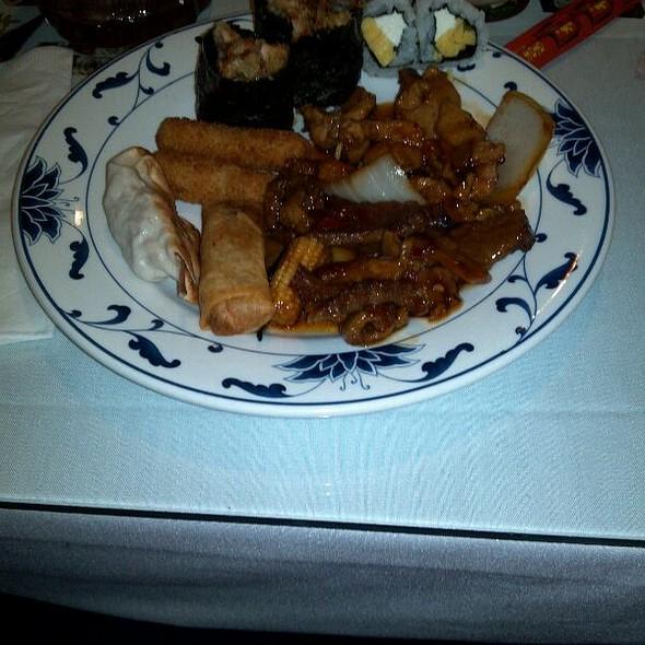 Asian Buffet @ Shogun Peking Palace