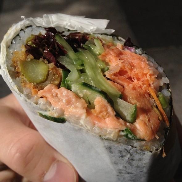 Salmon Samba