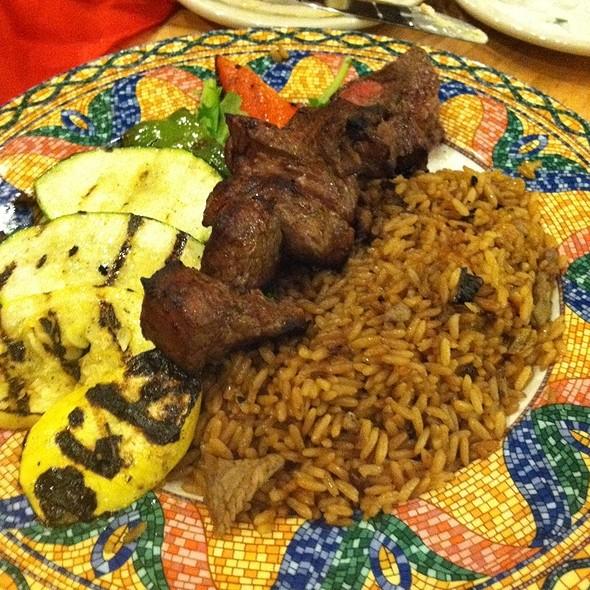 Shish-Kabob - Cleopatra Restaurant, High Point, NC