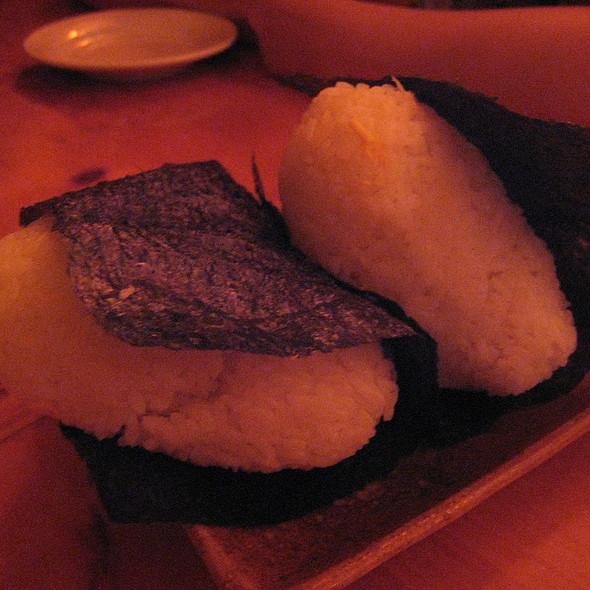 Onigiri @ Village Yokocho