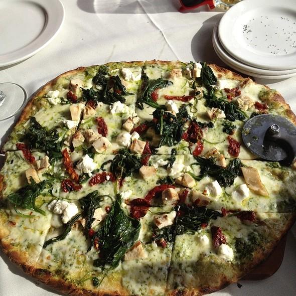 Chicken Pizza - Paolo's Ristorante - Georgetown, Washington, DC