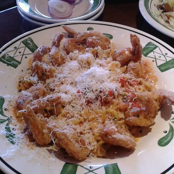 Lovely Crispy Parmesan Shrimp At Olive Garden