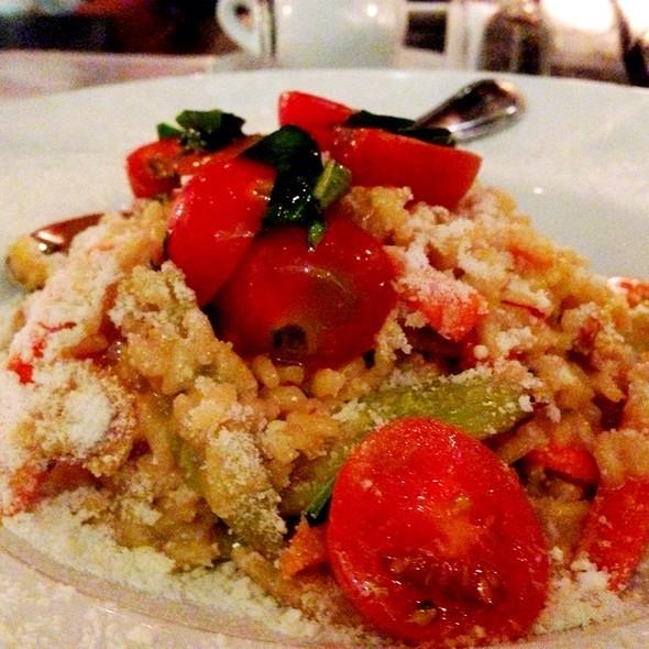 Veggie Risotto @ Upper West Restaurant